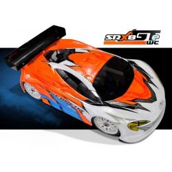 Automodello Serpent Cobra SRX8 GTE WC EP 1/8 On/Road