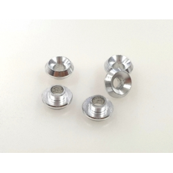 Xceed Aluminium Servo Washer - Titanium