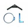 Xceed Set 1/8 Fan Mount Clamp On Set (Blue)