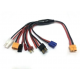 Xceed 8 in 1 Multi Charging cable with XT60 plug