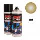 Rc Car Lexan Spray 150ml (Gold Metallic)