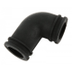 Robitronic Air Filter Adapter 90° 1/8 (black)