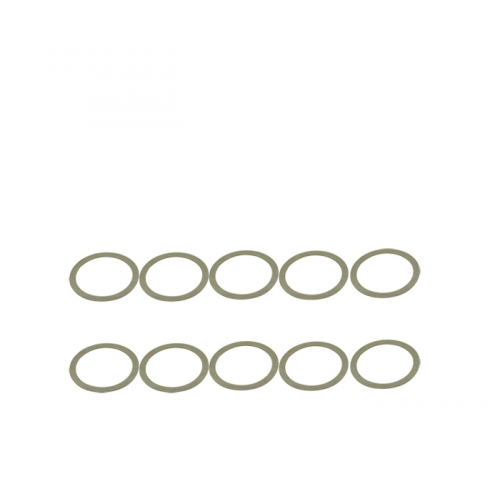 iRacing Stainless Shims 10x13x0.3mm (10pcs)