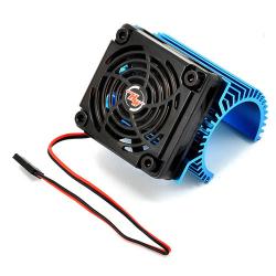 HobbyWing Dissipatore di calore per motori elettrici 36mm con ventola