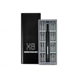 ArrowMax Premium Precision Screwdriver Set with Alu Case (48 inserts)