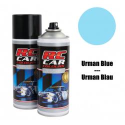 Rc Car Lexan Spray 150ml (Urman Blue 936)