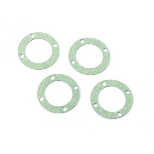 355091 Xray GTX8 F/R Differential Gasket (4)