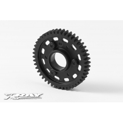 345546 Xray RX8 Composite 2-Speed Gear 46T (2nd)