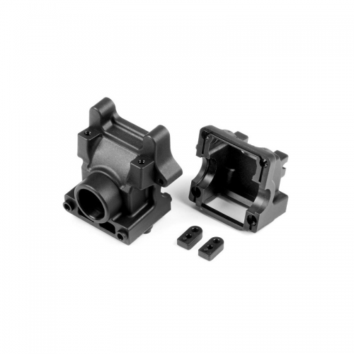352007 Xray GTX8 Diff Bulkhead Block Set with Air Cooling