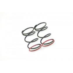 SPT600597 Serpent SRX8 GT Shock Spring Fr/Rr Red 18lbs