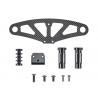 SPT601050 Serpent SRX8 GT Bumperplate carbon set