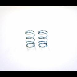 E2547 Mugen MGT7 Front/Rear Damper Spring 2.2/4.75T (White)