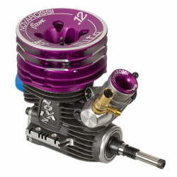 Novarossi MITO .12WC 3 Port 1/10 Race Engine (Steel)