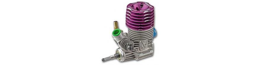 Spare parts Novarossi 3.5cc