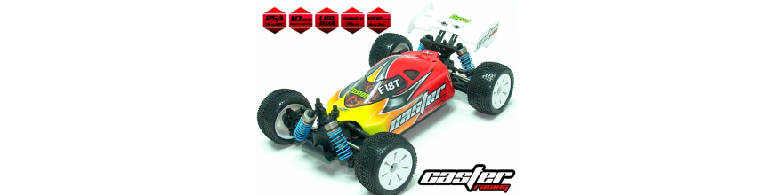 CASTER RACING F18