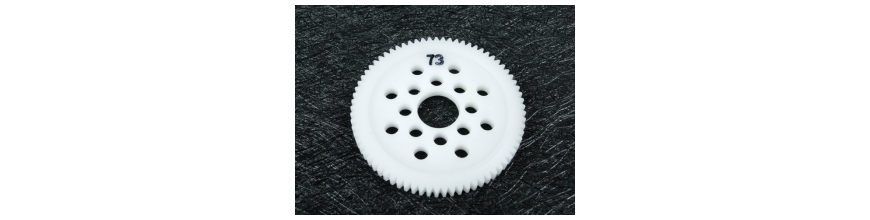 Spur Gear for EP Rc Car