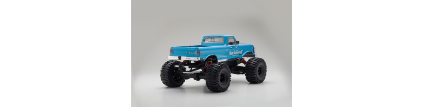 KYOSHO MAD FORCE / MAD CRUSHER
