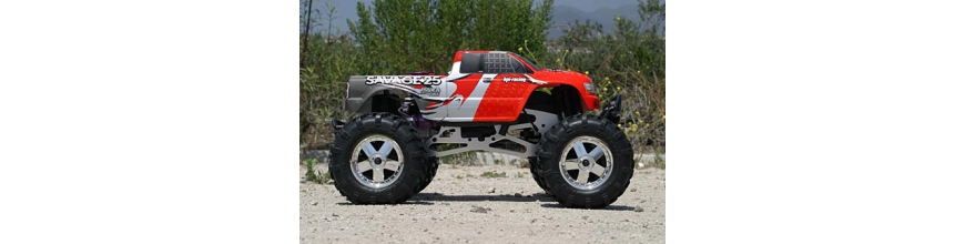 Automodelli Monster Truck