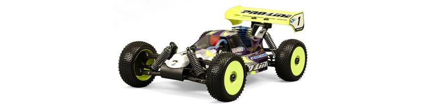 Carrozzerie 1/8 Off-Road